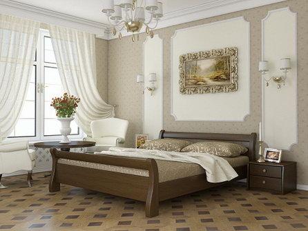 Кровать «Диана» (масив)